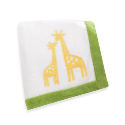 Carter's® Zoo Animals Boa Blanket