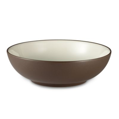 Noritake® Colorwave Chocolate 64-Ounce Round Vegetable Bowl