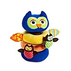 International Playthings Earlyears® Hoot N' Rattle Stacker