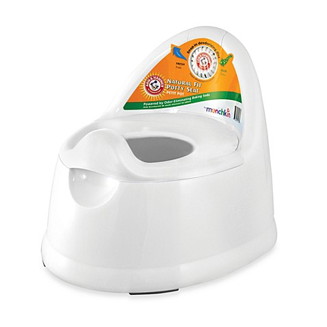 Munchkin® Arm & Hammer Natural Fit Potty