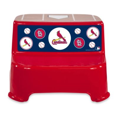 Kolcraft® MLB St. Louis Cardinals Step Stool