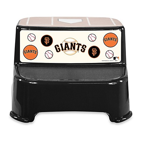 Kolcraft® MLB San Francisco Giants Step Stool