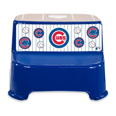 Kolcraft® MLB Chicago Cubs Step Stool