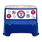 Kolcraft® MLB Texas Rangers Step Stool