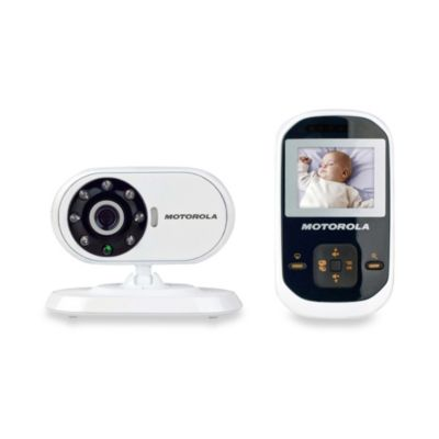 Motorola® Digital 1.8-Inch Video Baby Monitor