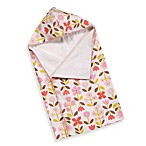 DwellStudio® Hooded Towel in Rosette Blossom