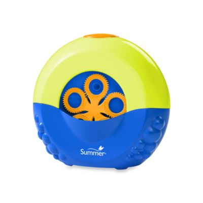 Summer Infant® Bath Time Bubble Maker