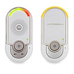 Motorola® MBP8 Digital Audio Baby Monitor