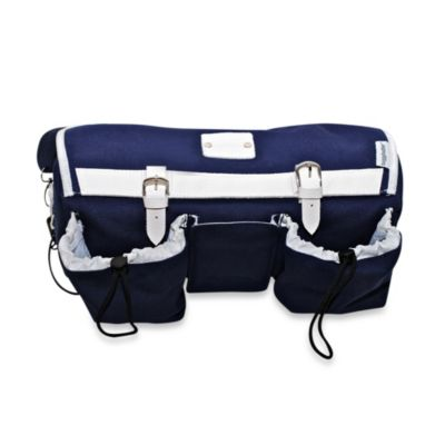 Buggygear™ Smart Stroller Organizer & Cooler in Blue