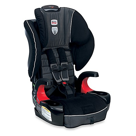 britax frontier 90 combination harness 2 booster car seat in onyx buybuy baby. Black Bedroom Furniture Sets. Home Design Ideas