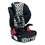 Britax Frontier 90 Combination Harness-2-Booster Car Seat in Zebra