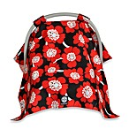 Balboa Baby® Car Seat Canopy in Red Poppy