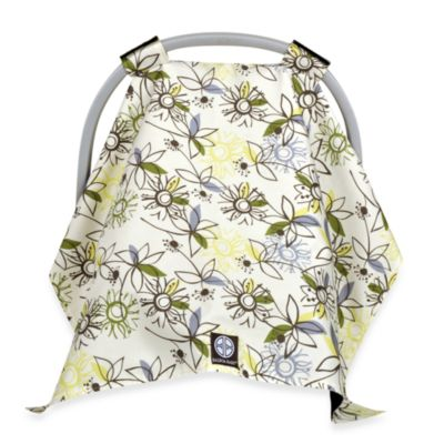 Balboa Baby® Car Seat Canopy in Retro Flower