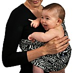 Dr. Sears Adjustable Sling by Balboa Baby® in Black Camellia