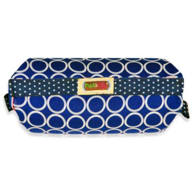 Padalily® Car Seat Handle Cushion in Nifty Navy