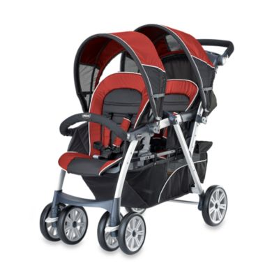 Chicco® Cortina® Together Double Stroller in Element