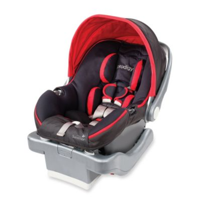 Infant Carriers > Summer Infant® Prodigy® Infant Car Seat in Jet Set