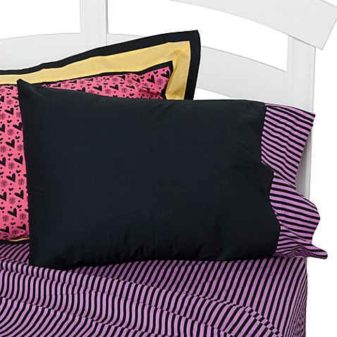 One Grace Place Sassy Standard Pillowcase
