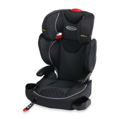 Booster Car Seats > Graco® AFFIX™ Safety Surround Side Impact Protection Highback Booster Seat in Black