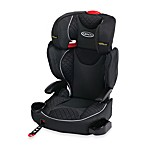 Graco® AFFIX™ Safety Surround Side Impact Protection Highback Booster Seat in Black