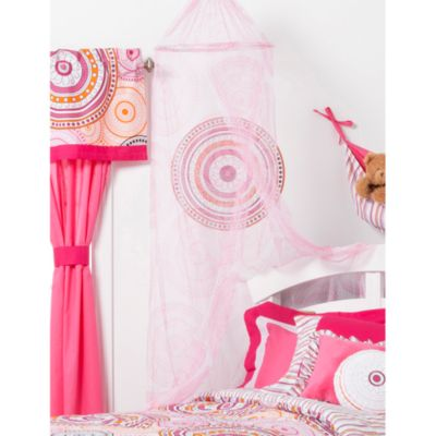 One Grace Place Sophia Lolita Canopy in Pink
