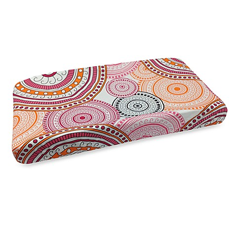 One Grace Place Sophia Lolita Changing Pad Cover