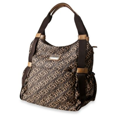 Kenneth Cole Reaction® Essex Street 4-Poster Diaper Bag in Brown