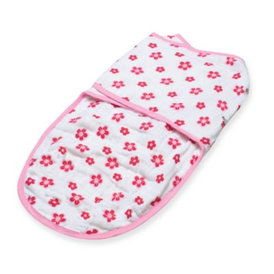 aden + anais® Small/Medium Easy Swaddle™ - Princess Posie