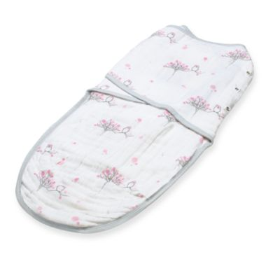 aden + anais® Small/Medium Easy Swaddle™ - Owl