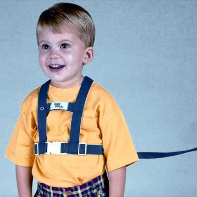 Baby Buddy® Deluxe Security Harness - Navy