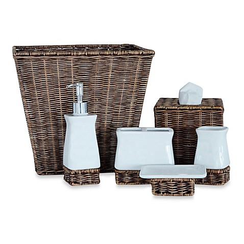 Greeley bath waste basket bed bath beyond for Waste baskets for bathroom