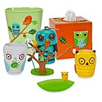Creative Bath Give A Hoot Waste Basket