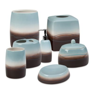 Mystique Bath Ceramic Tumbler