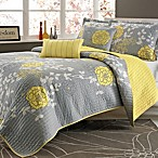 Ella 4-5 Piece Quilt Set
