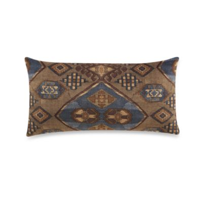 Damascus Sage Oblong Toss Pillow