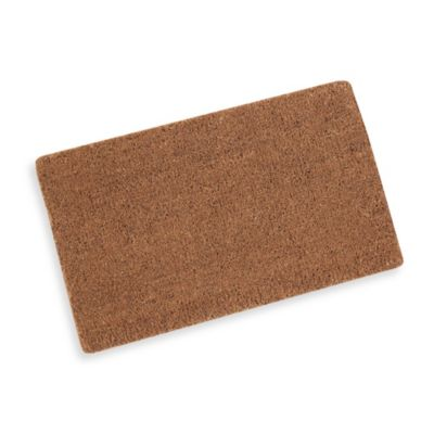 Buy Coir Doormat From Bed Bath Amp Beyond