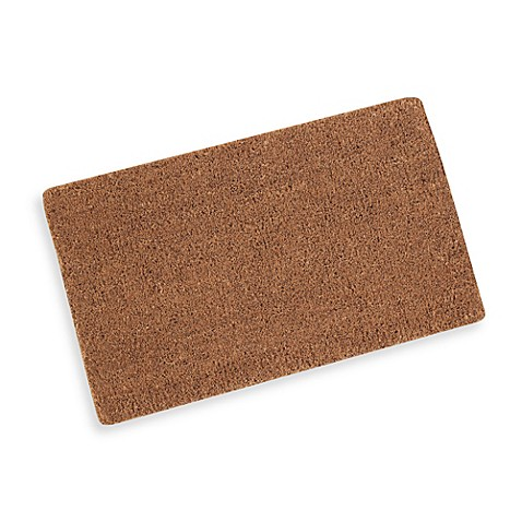 Buy Plain Coir Door Mat From Bed Bath Amp Beyond