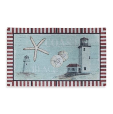 Mohawk Home Coast Beach Doormat