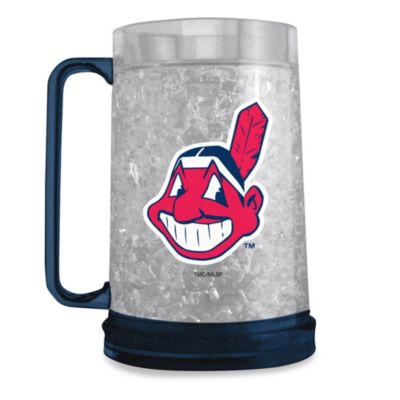 Cleveland Indians 16-Ounce Team Logo Freezer Mug