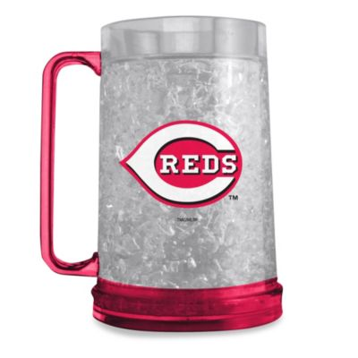 Cincinnati Reds 16-Ounce Team Logo Freezer Mug