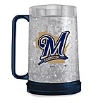 Milwaukee Brewers 16-Ounce Team Logo Freezer Mug