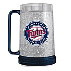 Minnesota Twins 16-Ounce Team Logo Freezer Mug