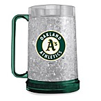 Oakland Athletics 16-Ounce Team Logo Freezer Mug