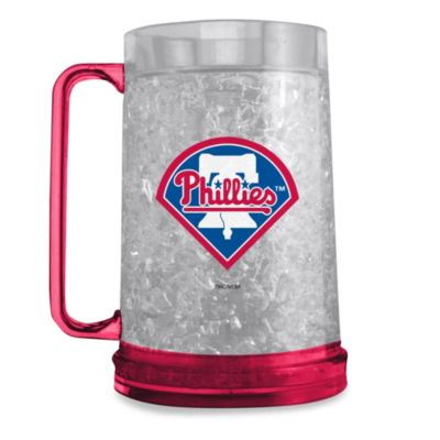 Philadelphia Phillies 16-Ounce Team Logo Freezer Mug