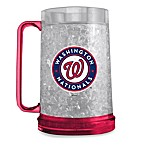 Washington Nationals 16-Ounce Team Logo Freezer Mug