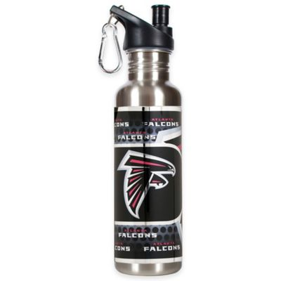 Atlanta Falcons 26-Ounce Stainless Steel Water Bottle