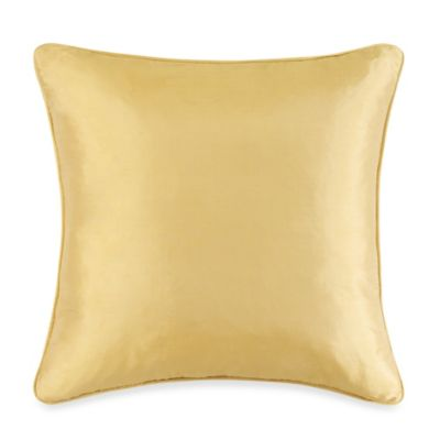 Silk Sunset Square Toss Pillow