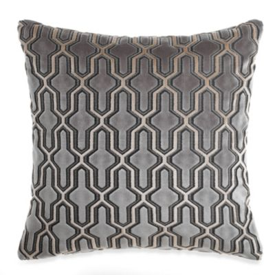 Rachmanoff Grey Toss Pillow