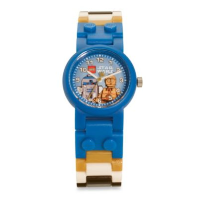 LEGO® Star Wars™ C-3PO™ and R2-D2™ Kid's Watch