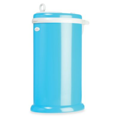 Ubbi® Diaper Pail in Robin's Egg Blue